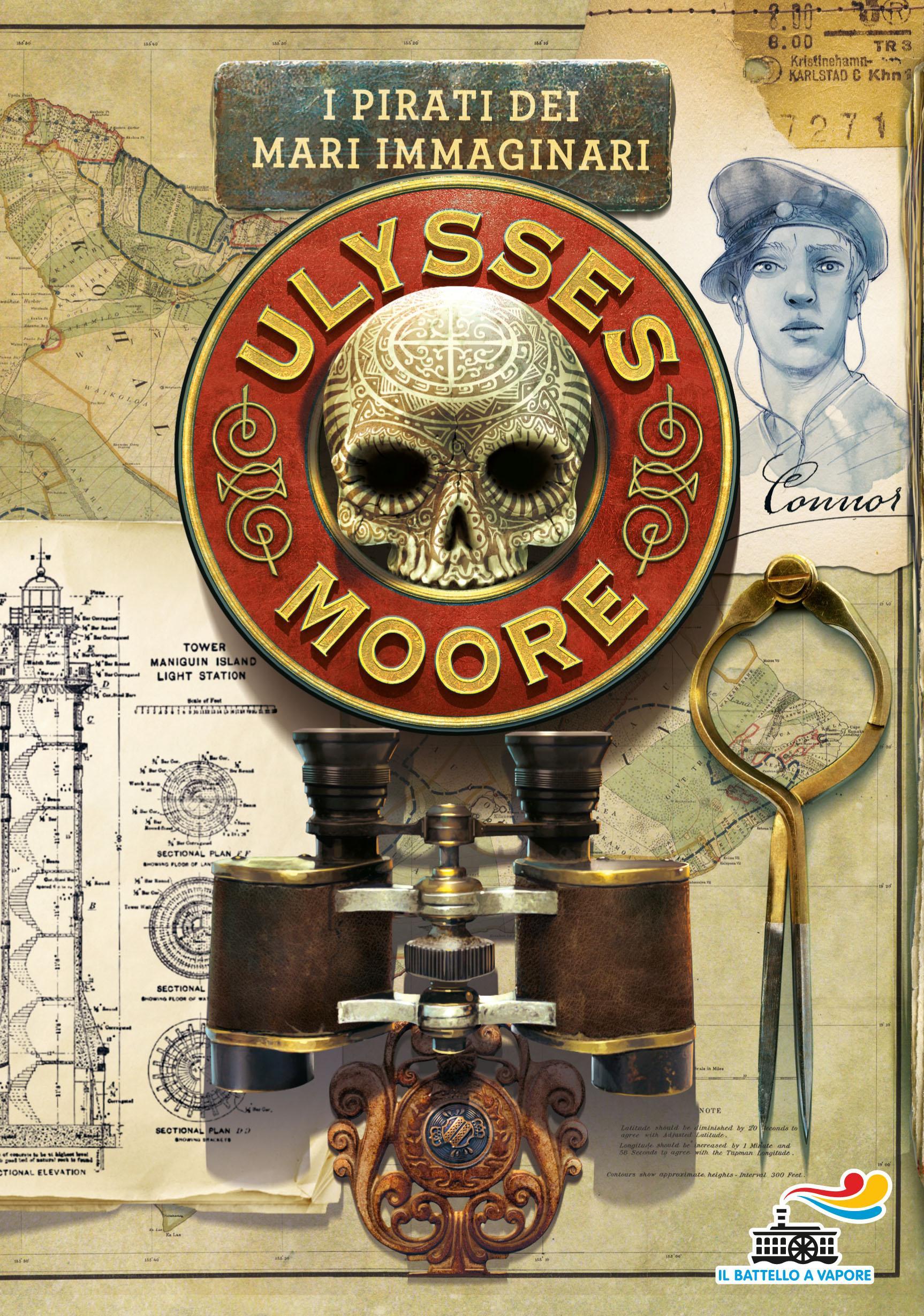 Ulysses Moore - 15. ...