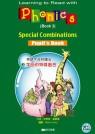 Phonics字母拼讀法3字母的特殊組合 Pupil Book 課本(1書+2CD)