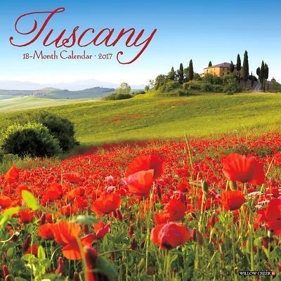 Tuscany 2017 Calenda...