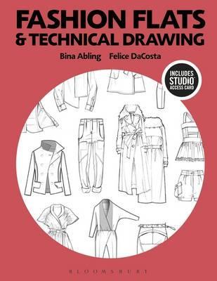 Fashion Flats & Technical Drawing