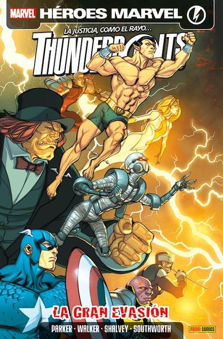 Thunderbolts Vol.3 #6 (de 7)