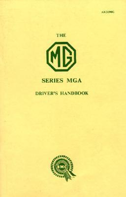 Mg Mga Owner Handbook