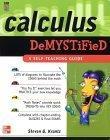 Calculus Demystified