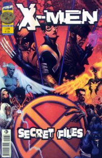 X-Men: Secret Files