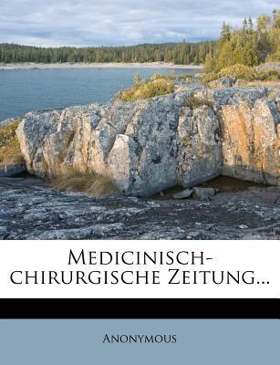Medicinisch-Chirurgische Zeitung, Zweiter Band