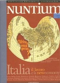 Nuntium, n. 15 (2001)