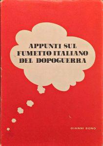 Appunti sul fumetto italiano del dopoguerra