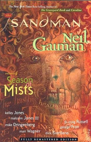 The Sandman Vol. 4: Season of Mist