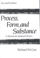 Process, Form, and Substance