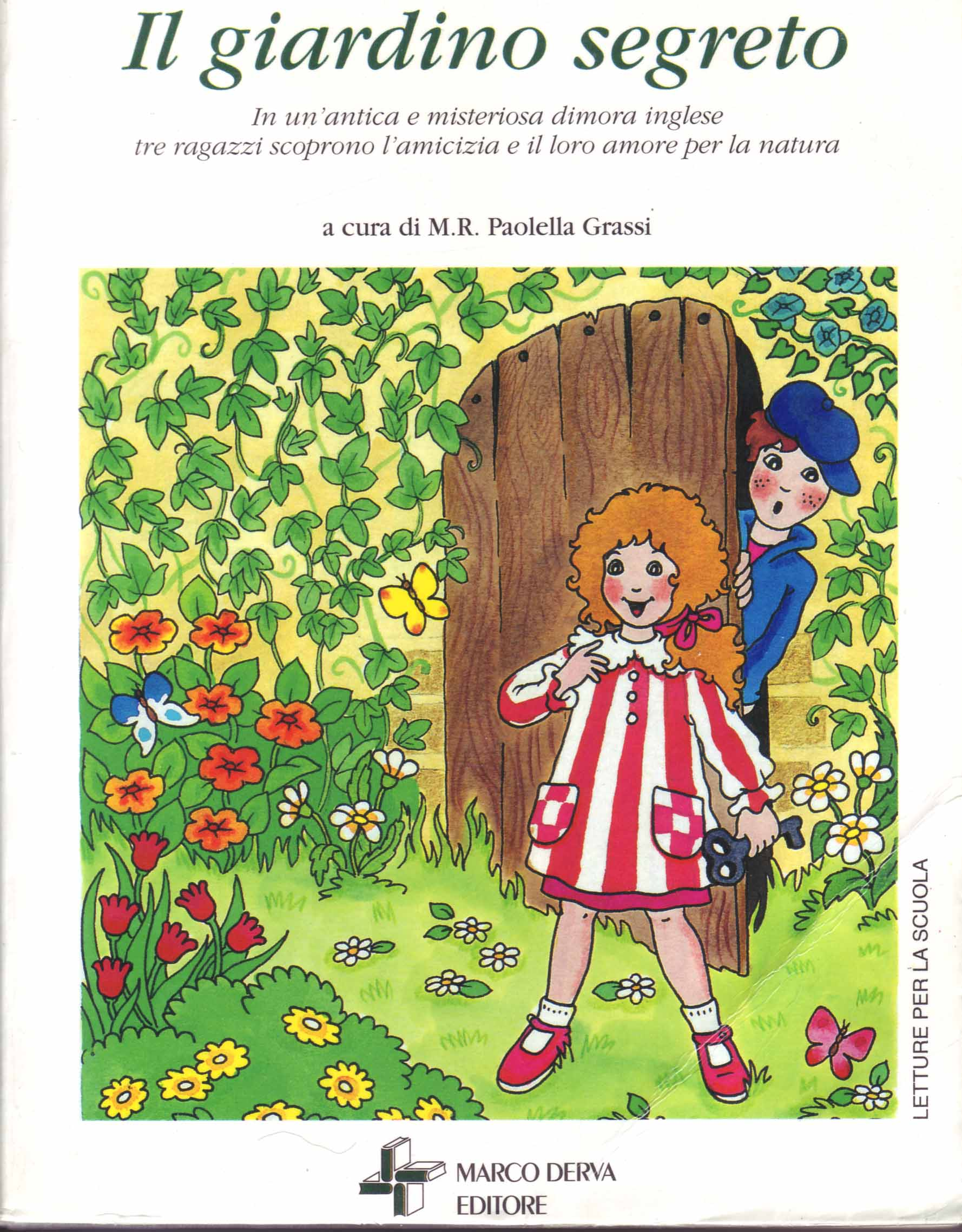 Il giardino segreto frances hodgson burnett 458 recensioni marco derva editore paperback - Il giardino segreto streaming ...