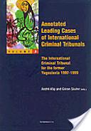 The International Criminal Tribunal for the Former Yugoslavia 1997-1999