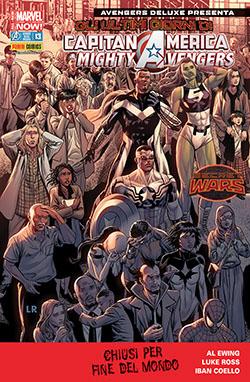 Avengers Deluxe Presenta n. 13
