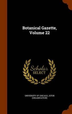 Botanical Gazette, V...