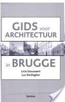 Gids voor architectuur in Brugge