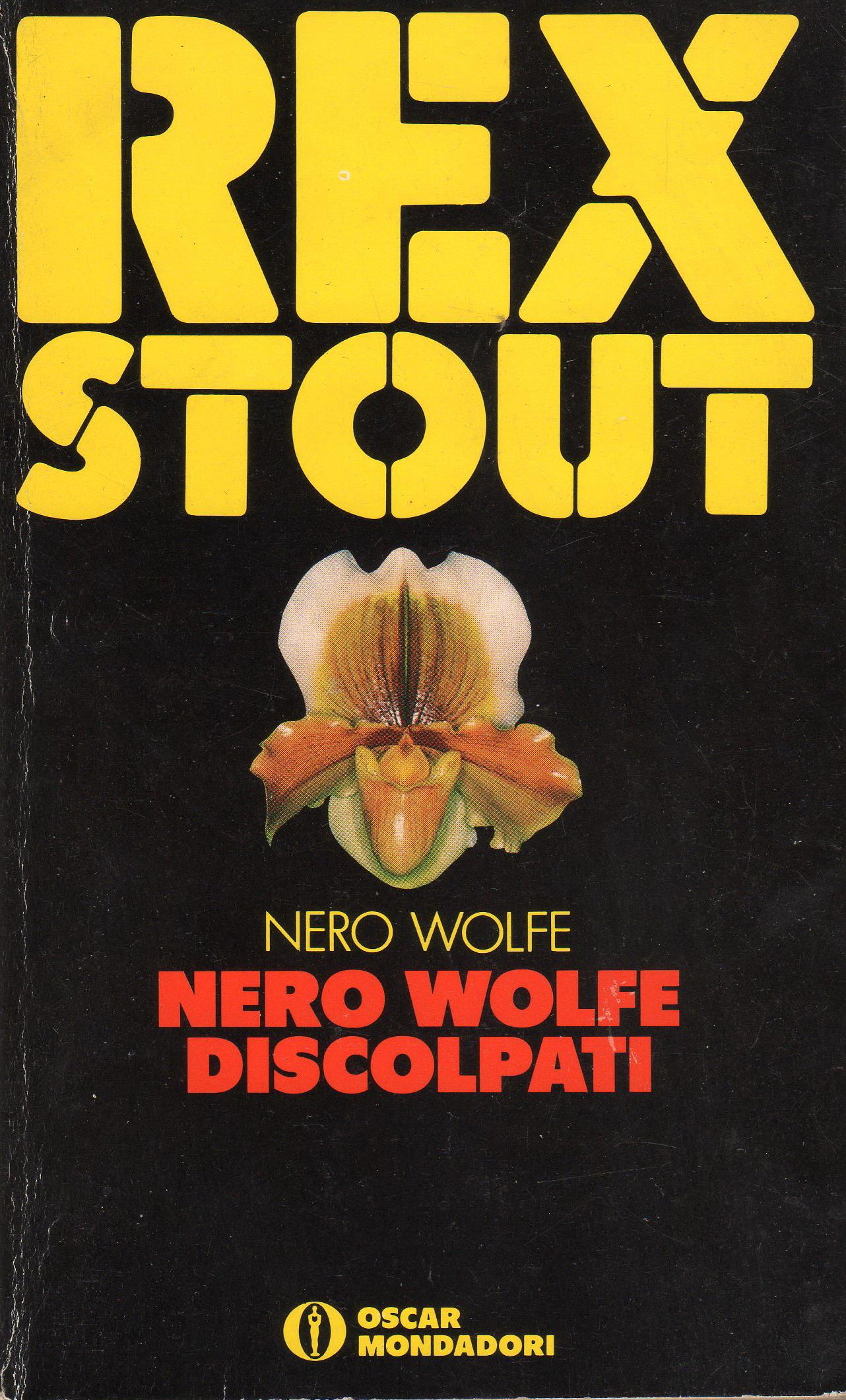 Nero Wolfe discolpati