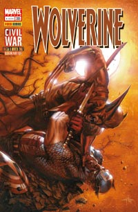 Wolverine n. 205