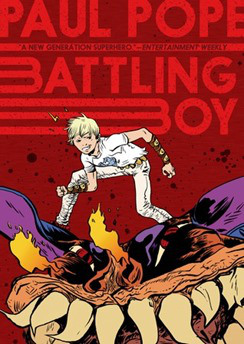 Battling Boy vol. 1
