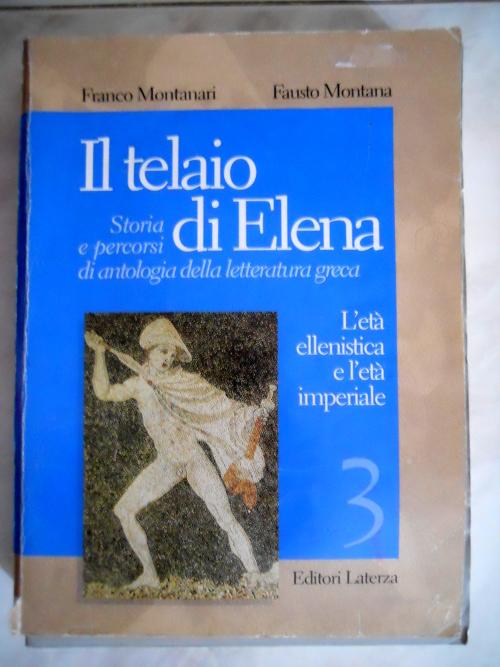 Il telaio di Elena. ...
