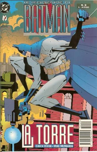 Le Leggende di Batman n. 9