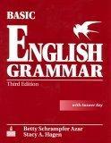 Basic English Grammar, Third Edition
