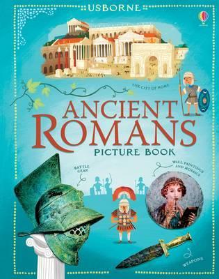 Ancient Romans Picture Book