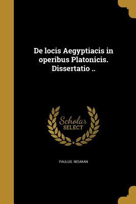 LAT-DE LOCIS AEGYPTIACIS IN OP