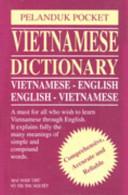 Vietnamese Dictionary