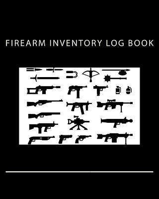 Firearm Inventory Log Book