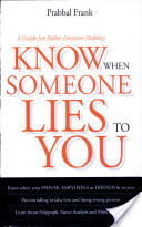 Know When Someone Lies to You
