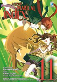 A Certain Magical Index vol. 11