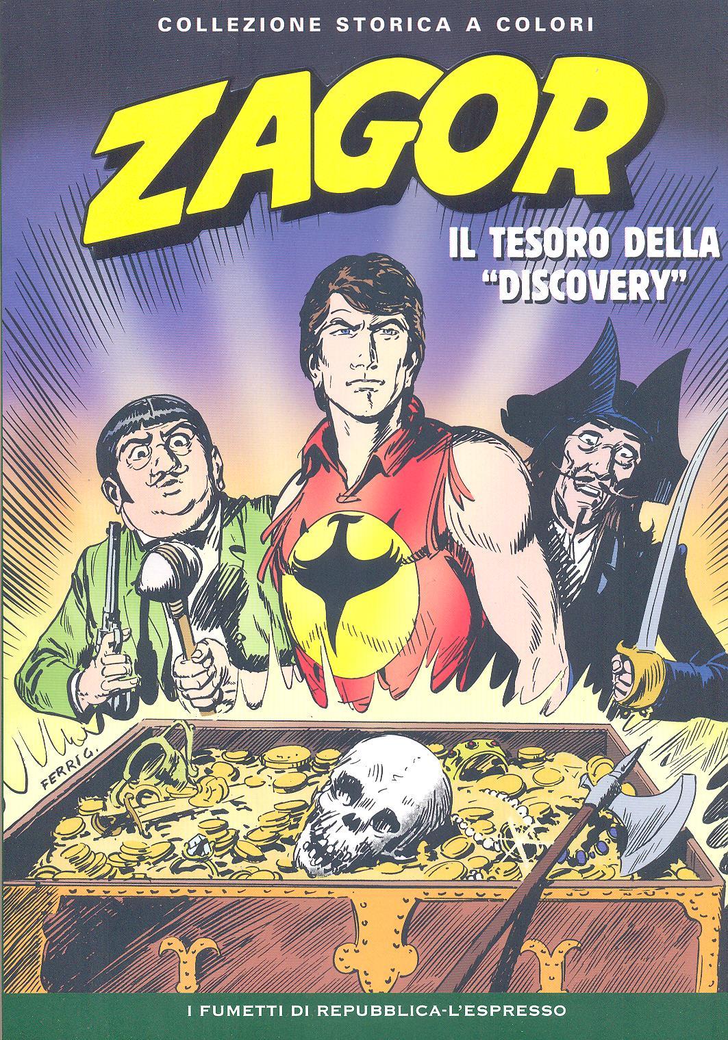 Zagor collezione storica a colori n. 78