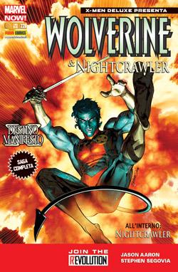 X-Men Deluxe Presenta n. 228