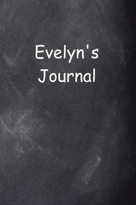 Evelyn Personalized Name Journal Custom Name Gift Idea Evelyn