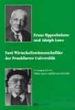 Franz Oppenheimer und Adolph Lowe