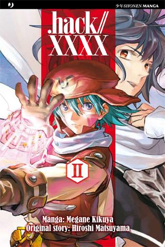.hack//XXXX Vol. 2
