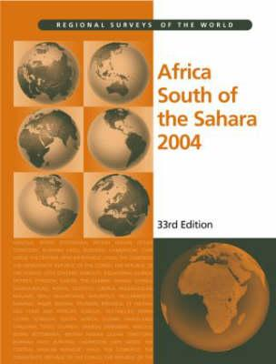 Africa South of the Sahara 2004