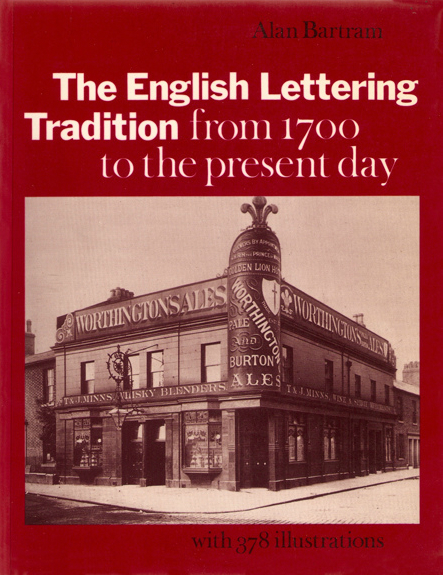 The English Lettering Tradition