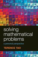 Solving mathematical...