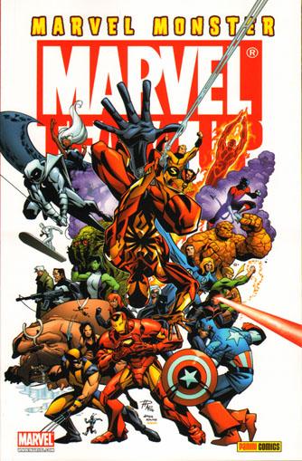 Marvel Monster: Marv...
