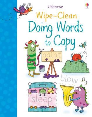Wipe-Clean Doing Wor...
