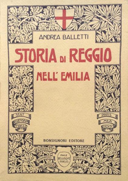 Storia di Reggio nell'Emilia