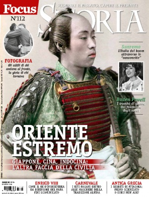 Focus Storia n. 112 (febbraio 2016)