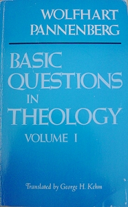 Basic Questions in Theology