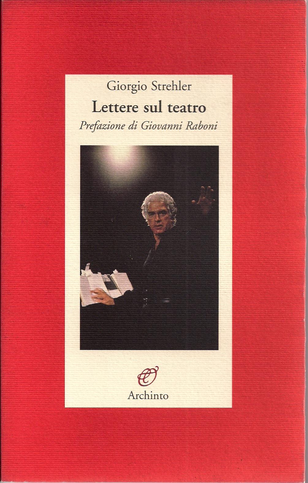 Lettere sul teatro