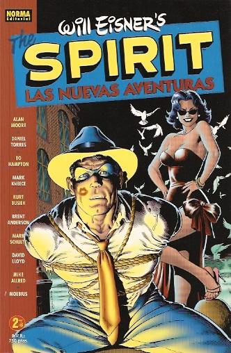 The Spirit: Las nuevas aventuras #2 (de 4)