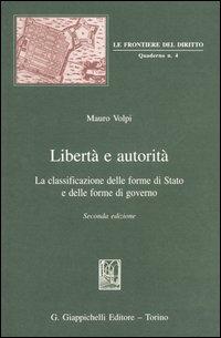 Libertà e autorità