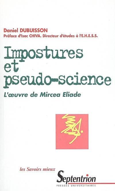 Impostures et pseudo-science