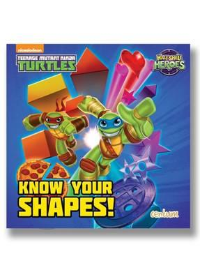 Half-Shell Heroes Know Your Shapes!