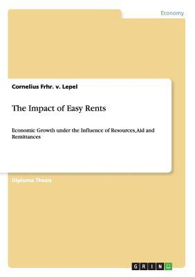 The Impact of Easy Rents