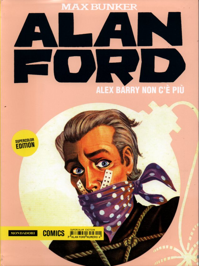 Alan Ford Supercolor Edition n. 6